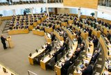 V. Pranckietis: pirmalaikių rinkimų nebus
