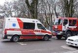 Zarasuose – dramatiška gelbėjimo operacija: dėl vyro gyvybės kovoja medikai