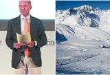 Šveicarijos kalnuose dingo vienas turtingiausių Europos žmonių
