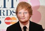 Rasta mergaitė, stulbinančiai panaši į Edą Sheeraną