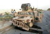 Bagdade mirtininkui atakavus žvalgybos štabą, žuvo 8 žmonės