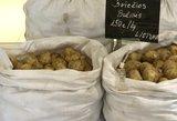 Dietologų verdiktas: bulvės ne tik skanios, bet ir sveikos