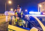 Neblaivūs vairuotojai darė viską, kad išprovokuotų pareigūnus