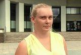 Viktorija Kulbekinaitė: savo kelio ieškosiu savanoriaudama