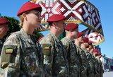 """Bus kuriama daina Lietuvos kariuomenei: """"Žmogų užveda ne kažkoks tai verksmas"""""""