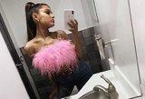 """Ariana Grande pastebėta su """"ex"""" mylimaisiais: yra svari priežastis"""
