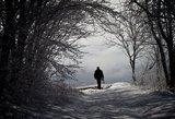 Žinia laukiantiems baltų Kalėdų: iškritęs sniegas – jau gerai