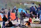 Migrantai užėmė Atėnų geležinkelio stotį, reikalauja laisvės keliauti
