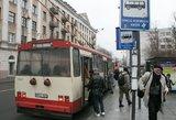 Vilniuje nuo gruodžio 1 d. keičiami dalies viešojo transporto maršrutų tvarkaraščiai