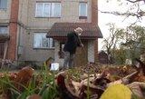 Alytaus gaisro kankinami gyventojai jaučiasi kaip Černobylio zonoje