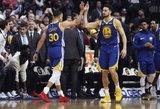 NBA čempionai užsitikrino pirmą vietą Ramiojo vandenyno divizione