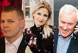 Spalvingiausi naujojo Seimo nariai: kovotojai, dizaineriai, miškų urėdai