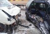 Per savaitę Lietuvos keliuose įvyko 65 eismo įvykiai
