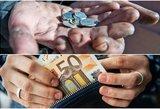 Gyvenimas gerėja ne visiems: skurdžių per 20 m. Lietuvoje tik daugėja