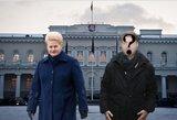 Laiko patikrinta idėja – ar Grybauskaitei reikia viceprezidento