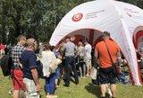 Neatlygintinos kraujo donorystės turas finišavo CIDO arenoje!