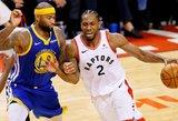 Bomba iš NBA: Leonardas su kita megažvaigždė keliasi į Los Andželą