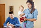 """Paskaičiavęs algą """"į rankas"""" ekonomistas pateikė išvadą: mūsų vaikai – patys brangiausi"""