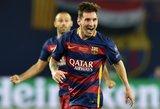 """Lionelis Messi – geriausias 2015 metų pasaulio futbolininkas pagal """"The Guardian"""" versiją"""