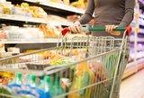 Antrą mėnesį iš eilės Lietuvoje brangsta tam tikri produktai