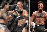 Narve siautėjusi brazilė pakartojo neeilinį McGregoro pasiekimą
