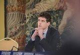 """Žemaitaitis supranta, kad """"tvarkiečiai"""" gali neiškovoti Finansų ministerijos"""
