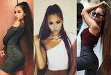"""15-metė lietuvė """"Instagram"""" išgarsėjo 120 cm ilgio plaukais: juos džiovina pusdienį"""