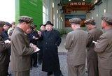 Šiaurės Korėjoje – neįprastas aukščiausios valdžios sujudimas