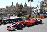 """""""Formulė-1"""": ar """"Ferrari"""" nutrauks ilgą nesėkmių seriją Monake?"""