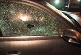 Klaipėdoje siautėjo trys nepilnamečiai: apgadino 40 automobilių
