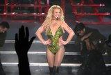 Britney Spears koncertas nuodėmių mieste: liekna figūra ir mažai drabužių
