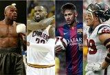 TOP 10 sportininkų, kuriuos būtina pamatyti žaidžiant gyvai