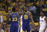 NBA čempionai ruošiasi didelėms permainoms sudėtyje