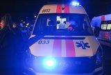 Siaubinga nelaimė netoli Šiaulių: moteriai padėti niekas nebegalėjo