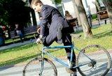 Savivaldybė pažeidė neįgaliųjų teises – darbo negavo, nes negali važiuoti dviračiu