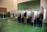 Siūlo naujovę prieš rinkimus – atsisakys vieno ribojimo