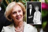 92-ąjį gimtadienį švenčianti Adamkienė atskleidė didžiausią savo norą