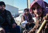 Sirijos opozicija prakalbo apie politinį dialogą