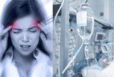 Galvos skausmas vos nesibaigė mirtimi: po tragedijos siunčia svarbią žinią