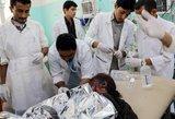 Jemene per išpuolį prieš vaikus vežusį autobusą žuvo dešimtys žmonių