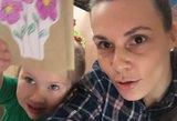 Mama švyti iš laimės: Veronika Montvydienė ir jos vaikai susipažino su ypatingu žmogumi
