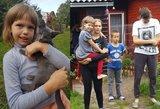Likimas nepagailėjo molėtiškių šeimos: vaiko ligos nematė net 2 metus