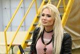 Natalija Bunkė nustebino: pasidarė didžiulę tatuiruotę ant klubo