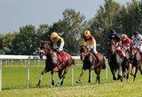 Šeštadienį – svarbiausios metų žirgų lenktynės