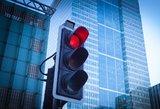 Ar žinote, kodėl šviesoforas yra raudonas, geltonas ir žalias?