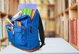 Nepasiturinčioms šeimoms paaukota mokyklinių prekių už 36 tūkst. eurų