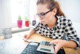 Minimalių algų statistika Europoje: pagal ką parenkamas dydis?