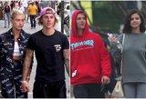 Kūno ekspertė palygino J. Bieberio elgesį su būsima žmona ir S. Gomez: vargšė Selena