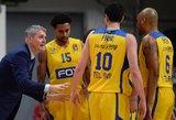 """Eurolygoje – """"Baskonia"""", """"Panathinaikos"""" ir """"Maccabi"""" pergalės"""