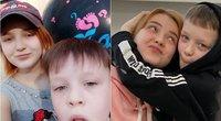 Daša Sudnišnikova (13) ir jos vaikinas Ivanas (10) netrukus taps tėvais (nuotr. Instagram)